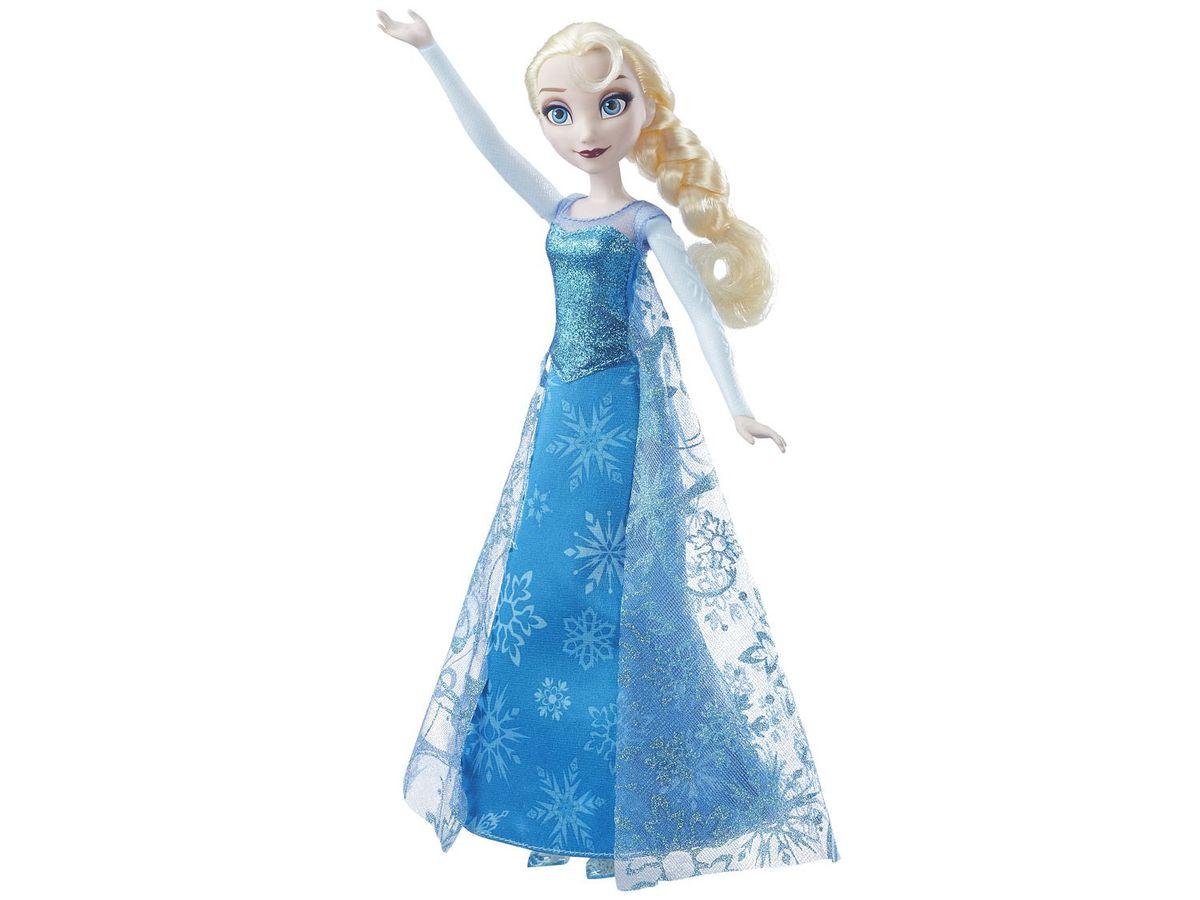 Bild 4 von Hasbro Puppe Die Eiskönigin singende Lichterglanz Elsa