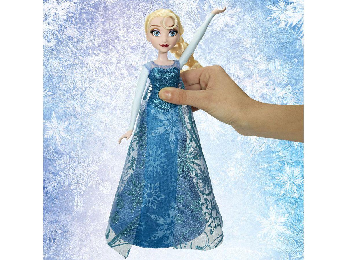 Bild 5 von Hasbro Puppe Die Eiskönigin singende Lichterglanz Elsa