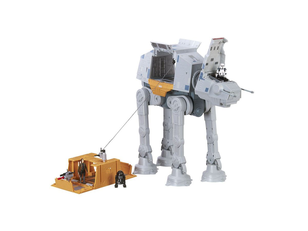 Bild 1 von Hasbro Star Wars Rogue One Rapid Fire Imperial AT-ACT