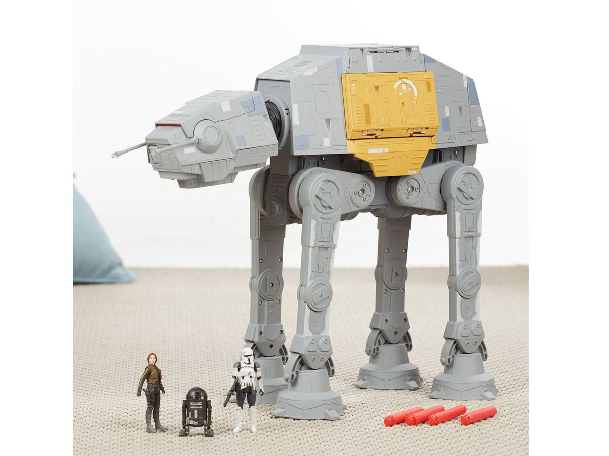 Bild 2 von Hasbro Star Wars Rogue One Rapid Fire Imperial AT-ACT