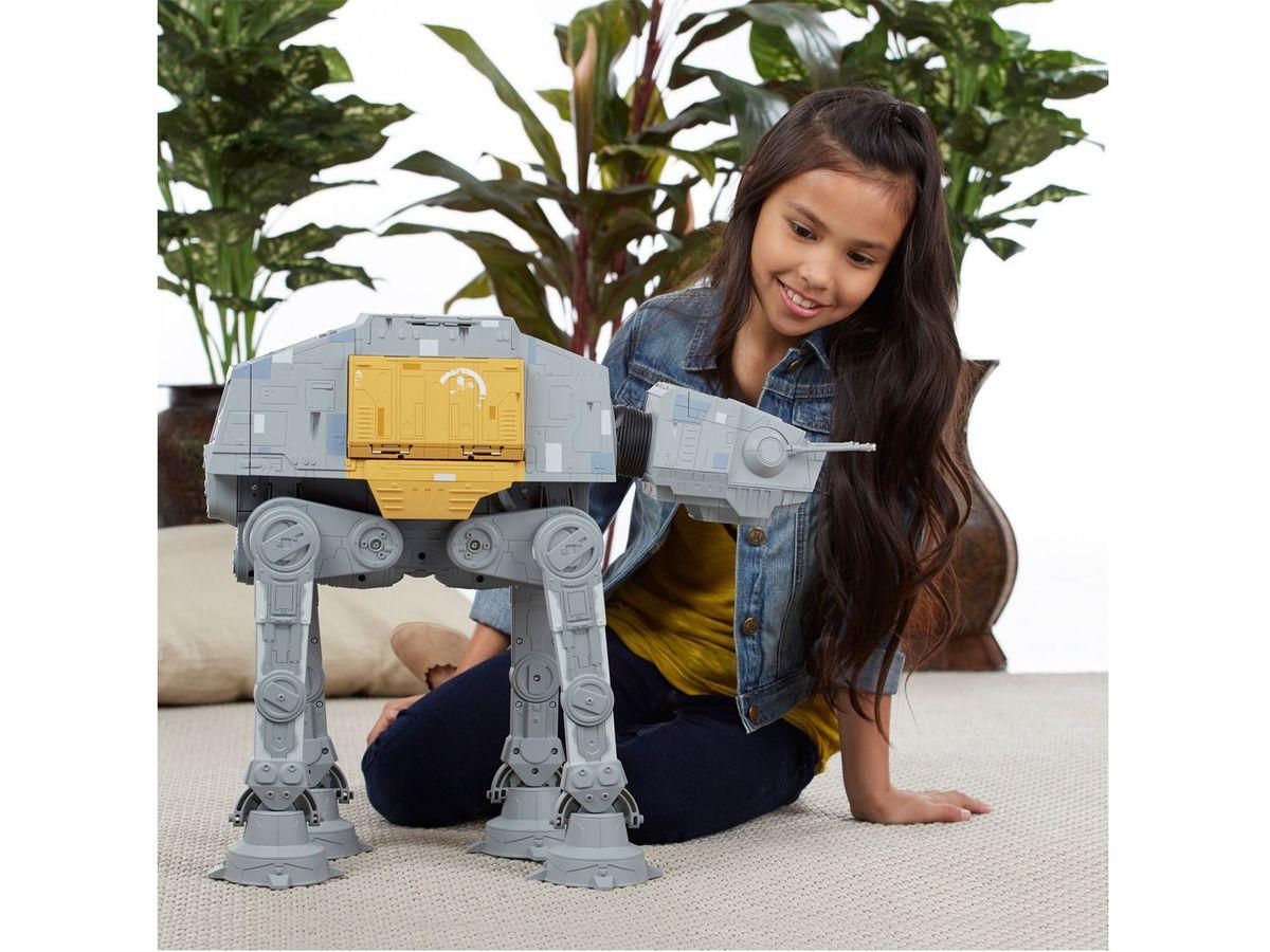 Bild 4 von Hasbro Star Wars Rogue One Rapid Fire Imperial AT-ACT