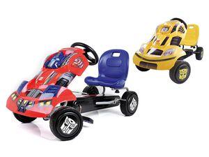 hauck Go Kart Transformers