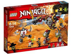 LEGO® NINJAGO 70592 Schatzgräber M.E.C.