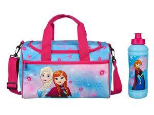Scooli Sporttasche mit passender Trinkflasche Frozen