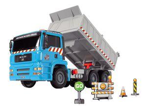 DICKIE Spielzeug-LKW Air Pump Dump Truck