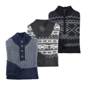 LUCIANO Pullover Nordic-Style