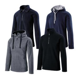 STRAIGHT UP Fleece-Shirt
