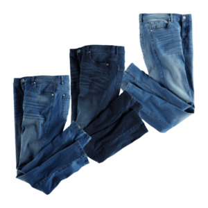 STRAIGHT UP Jeans