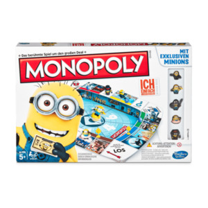 Hasbro Hasbro Monopoly / Das Spiel des Lebens