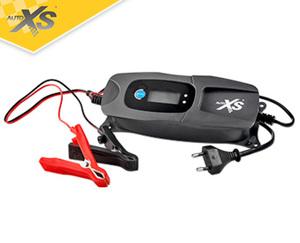 AUTOXS® Auto-/Motorrad-Batterieladegerät