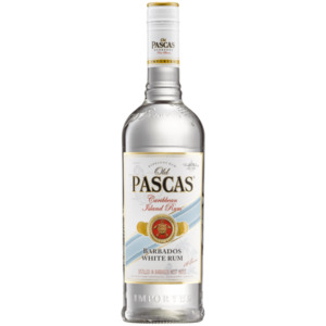 Old Pascas White Rum 0,7l