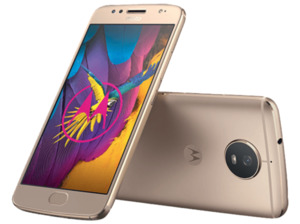 MOTOROLA Moto G5S, Smartphone, 32 GB, 5.2 Zoll, Fine Gold, LTE