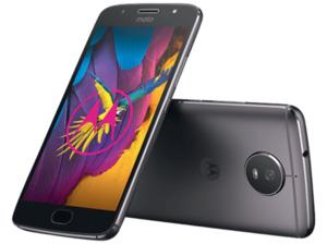 MOTOROLA Moto G5S, Smartphone, 32 GB, 5.2 Zoll, Lunar Gray, LTE
