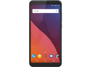 WIKO View, Smartphone, 32 GB, 5.7 Zoll, Deep Bleen, LTE