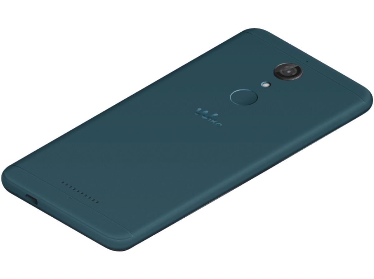 Bild 2 von WIKO View, Smartphone, 32 GB, 5.7 Zoll, Deep Bleen, LTE