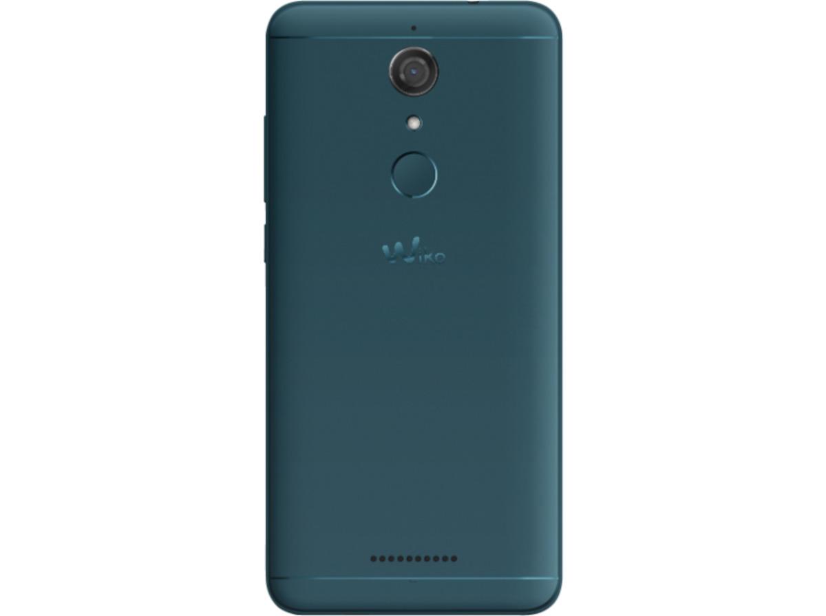 Bild 3 von WIKO View, Smartphone, 32 GB, 5.7 Zoll, Deep Bleen, LTE
