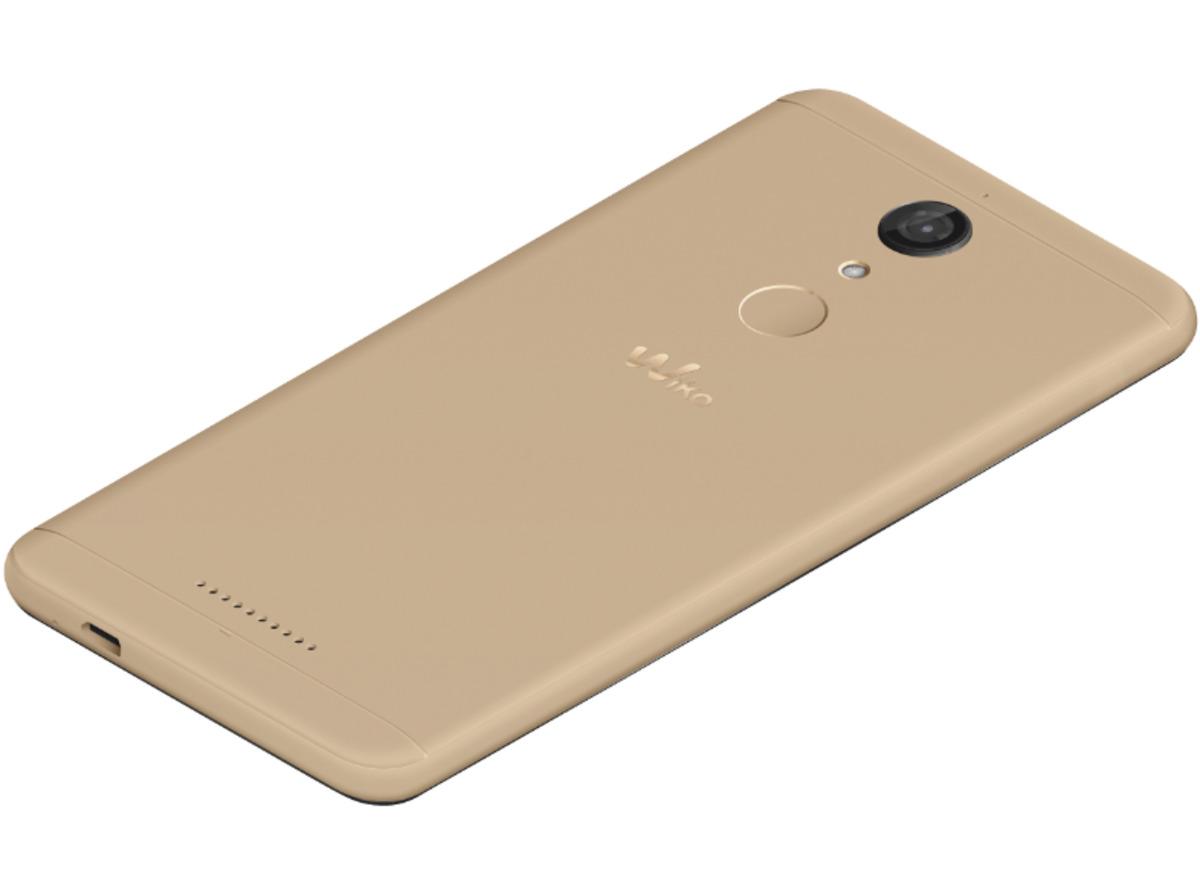 Bild 4 von WIKO View, Smartphone, 32 GB, 5.7 Zoll, Gold, LTE