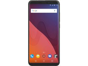 WIKO View, Smartphone, 32 GB, 5.7 Zoll, Black, LTE
