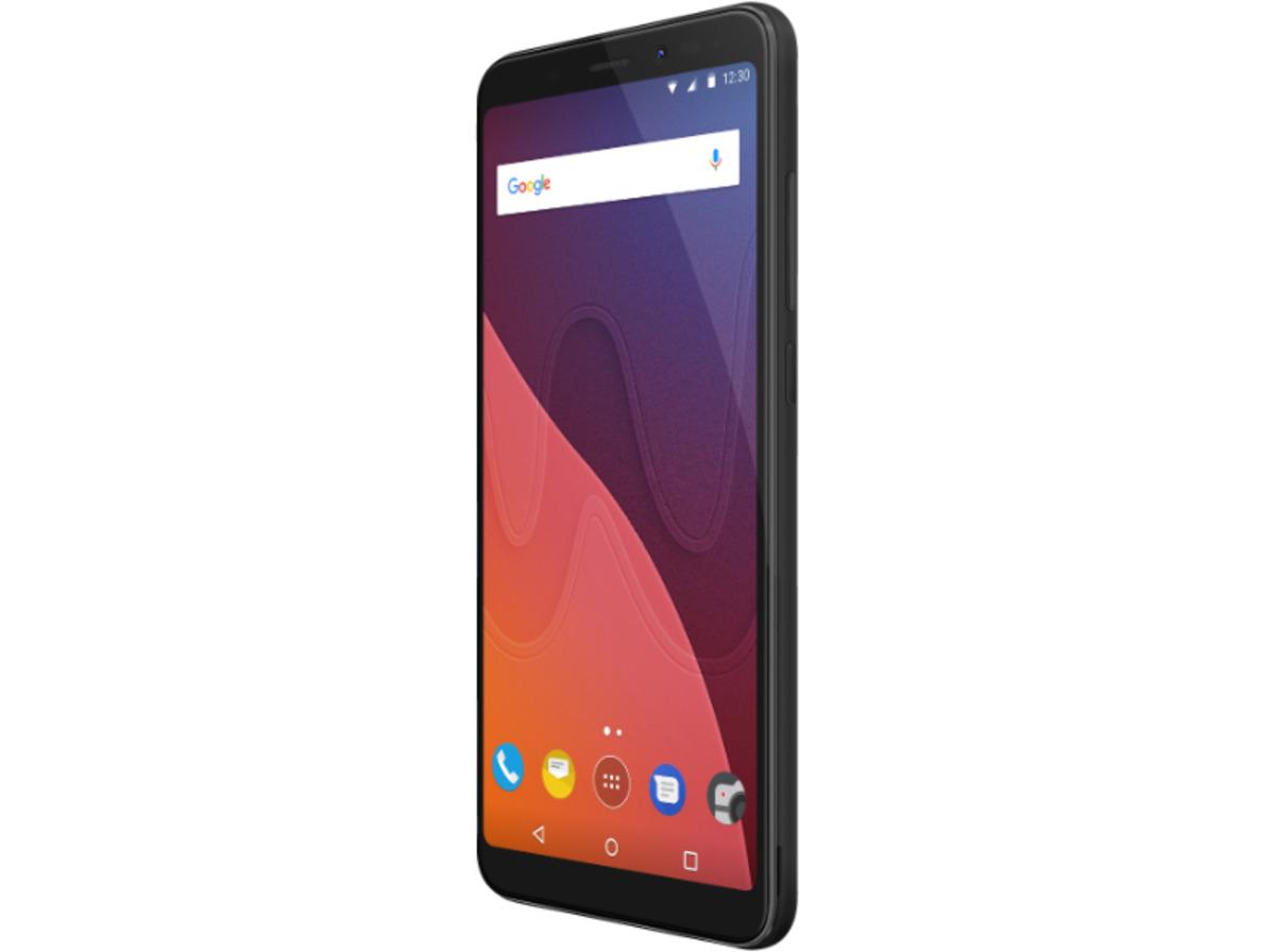 Bild 5 von WIKO View, Smartphone, 32 GB, 5.7 Zoll, Black, LTE