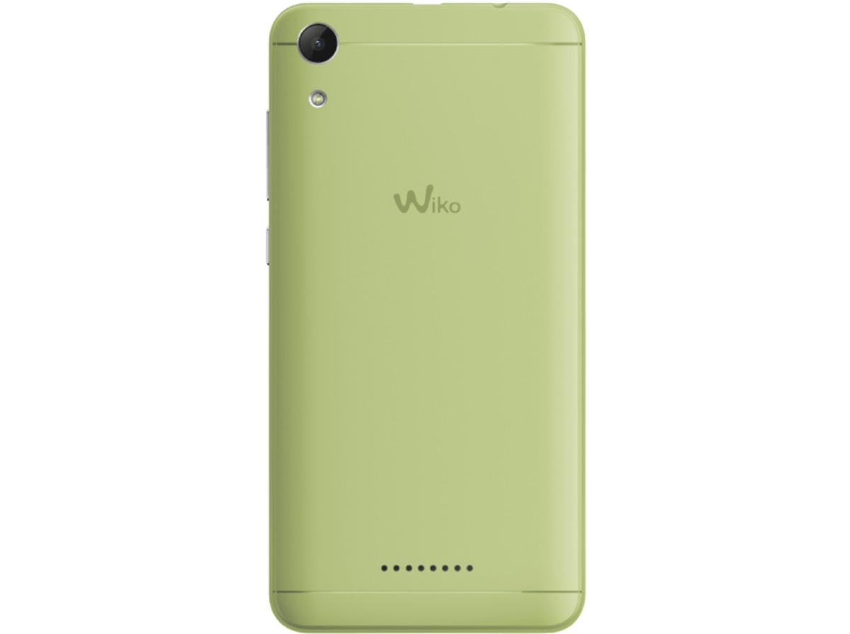 Bild 4 von WIKO Lenny 4, 16 GB, 5 Zoll, Lime