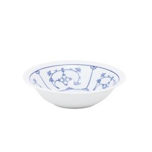 KAHLA Dessertschale / Schälchen 60 ml BLAU SACS Weiß mit blauem Dekor