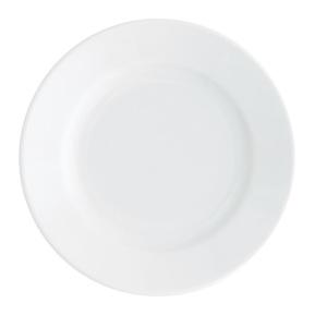 KAHLA Teller flach /Frühstücksteller Ø 20,5 cm PRONTO Weiß