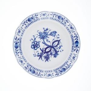 KAHLA Teller tief /Suppenteller Ø 22 cm ROSELLA ZWIEBELMUSTER Weiß/Blau
