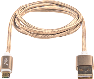 tolino USB Kabel Gold reversible