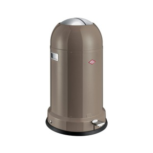 WESCO 33 l Mülleimer KICKMASTER CLASSIC Soft Close Warmgrau
