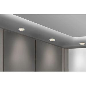 LED Unterbaustrahler Silber 2er-Set