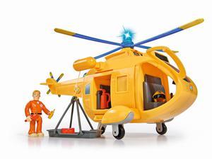 Feuerwehrmann Sam Hubschrauber Wallaby