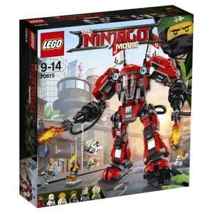 LEGO NINJAGO 70615 Kai´s Feuer-Mech