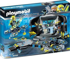 PLAYMOBIL 9250 Dr. Drone´s Commando Center