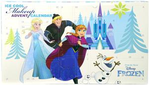 Disney Die Eiskönigin Beauty Adventskalender 2017