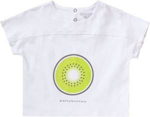 BELLYBUTTON T-Shirt , organic Cotton Gr. 116 Mädchen Kinder