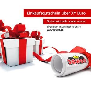 »Jawoll« Geschenkgutschein 200,00 Euro Einkaufswert