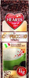 Cappuccino oder Trinkschokolade