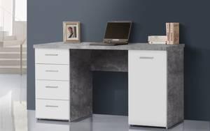 HARDi - Schreibtisch NET 106 in Sonoma Eiche Nachbildung