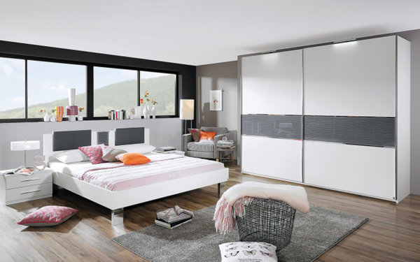 rauch dialog schlafzimmer penny in wei von hardeck ansehen. Black Bedroom Furniture Sets. Home Design Ideas