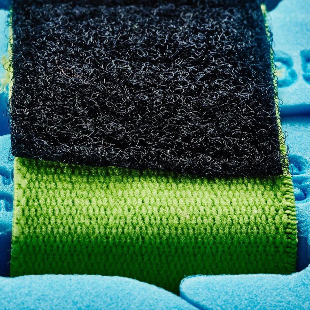 Bild 5 von Schaumstoff-Schwimmflügel mit Elastikriemen Kinder 15-30 kg blau