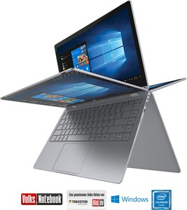 Trekstor PrimeBook C13 WiFi Volks-Notebook
