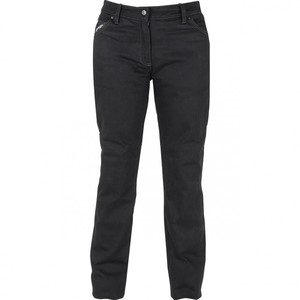 Furygan            Jean Damen Stretch Jeans schwarz