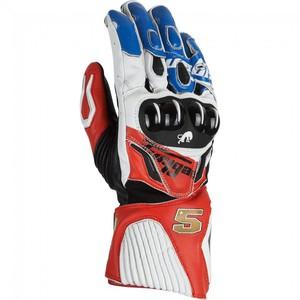 Furygan            FIT-R Zarco Rennsporthandschuh rot/blau