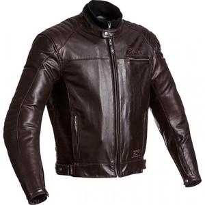 Bering            Bruce Leder Motorradjacke braun