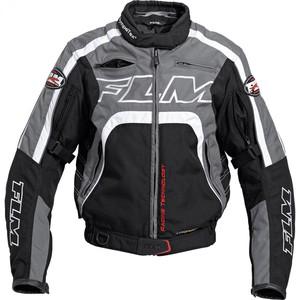 FLM            Sports Damen Textiljacke 2.0 grau