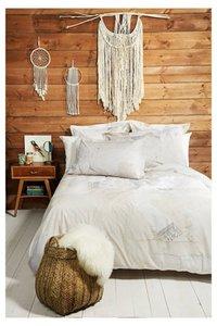Wende-Bettbezug White