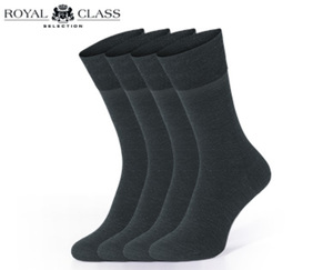 ROYAL CLASS SELECTION Socken, Wolle mit Seide