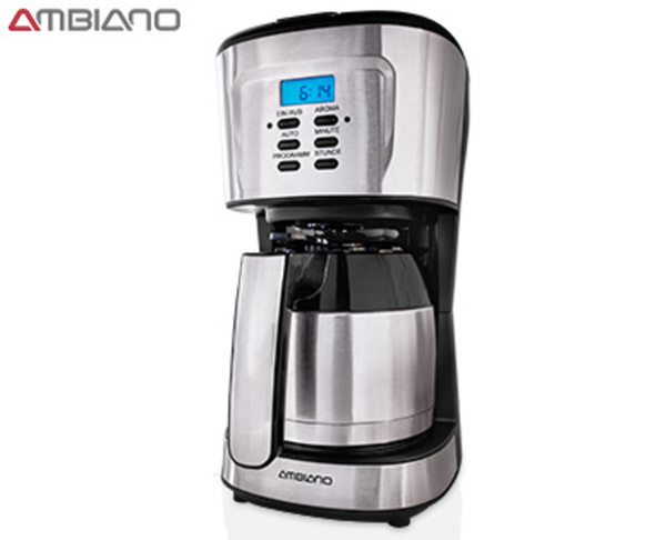 AMBIANO Thermo Kaffeeautomat Aldi Sud