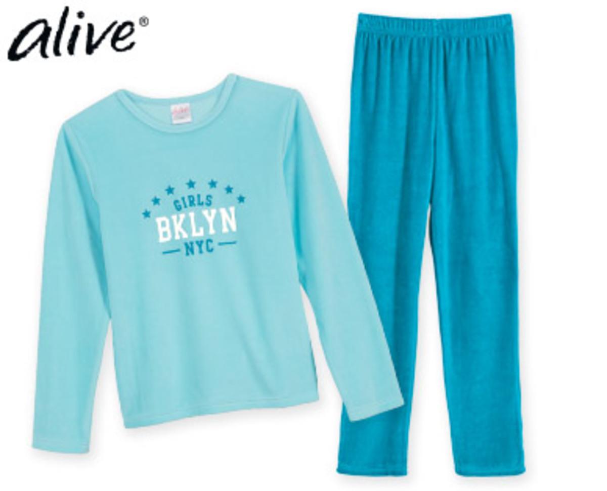 Bild 3 von alive® Kinder-Nachtwäsche, Nicki