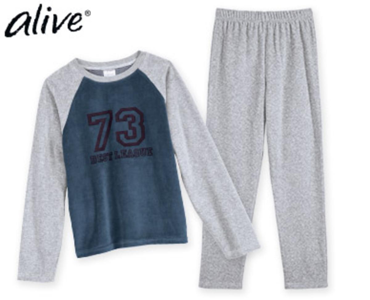 Bild 4 von alive® Kinder-Nachtwäsche, Nicki